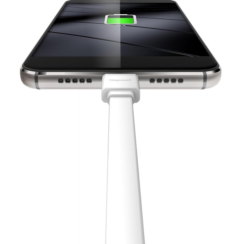 gigaset me pro 32gb black android smartphone handy ohne. Black Bedroom Furniture Sets. Home Design Ideas