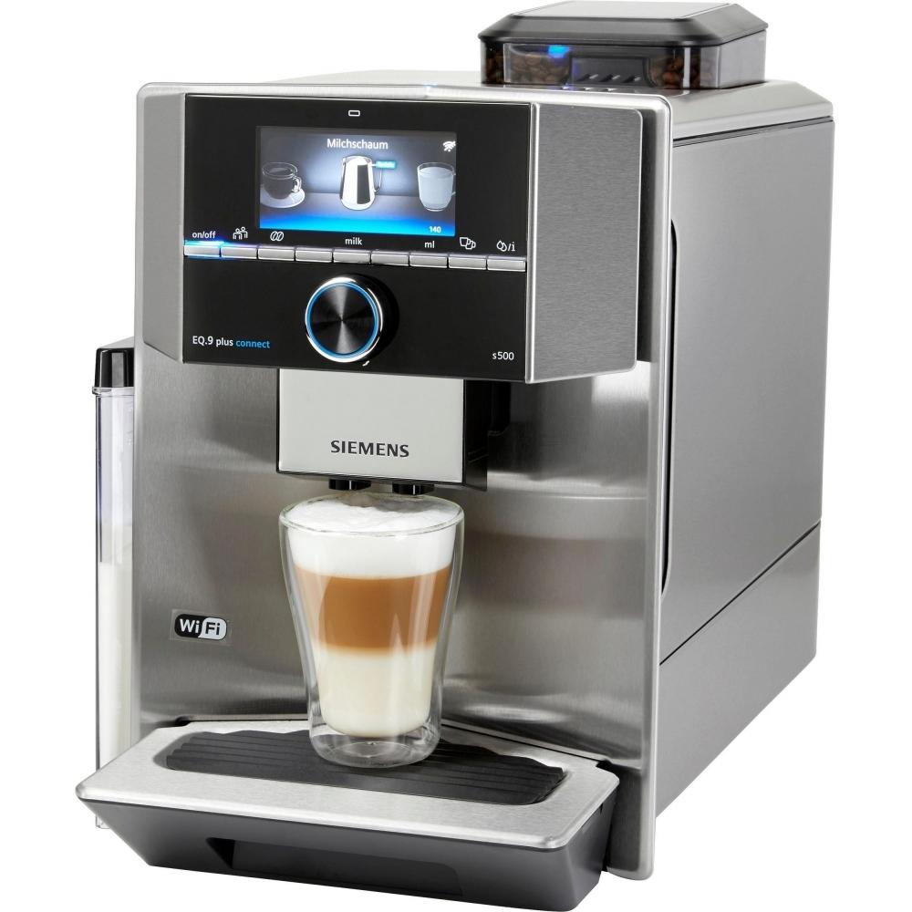 Siemens eq.9 ti9555x1de s500 PLUS connessione caffè completamente automatica Macchina da caffè