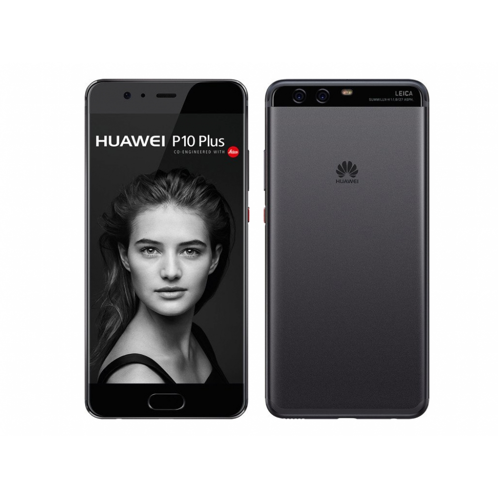 huawei p10 64gb graphite black smartphone android handy. Black Bedroom Furniture Sets. Home Design Ideas