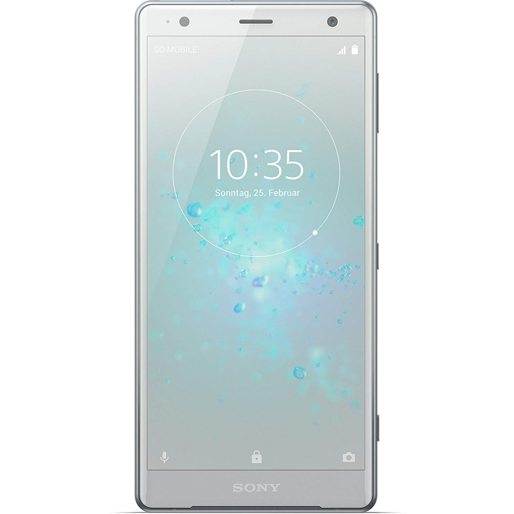 sony xperia xz2 64gb lte android smartphone handy ohne. Black Bedroom Furniture Sets. Home Design Ideas