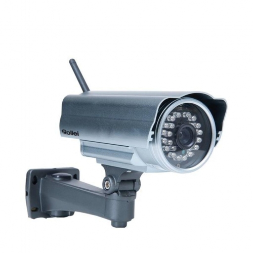 rollei safety cam hd20 wlan berwachungskamera outdoor. Black Bedroom Furniture Sets. Home Design Ideas