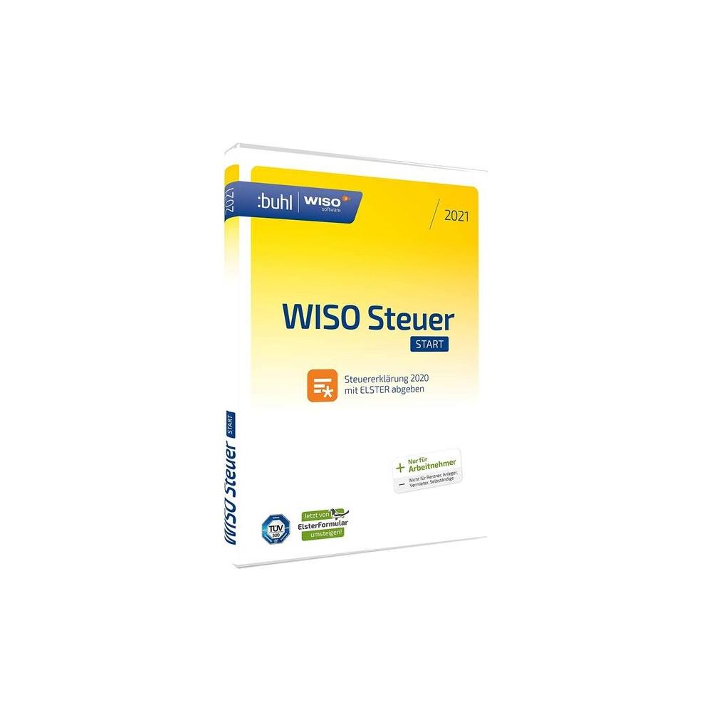 Buhl Data Service WISO Steuer-Start 2021 (DVD-Box), Finanz ...