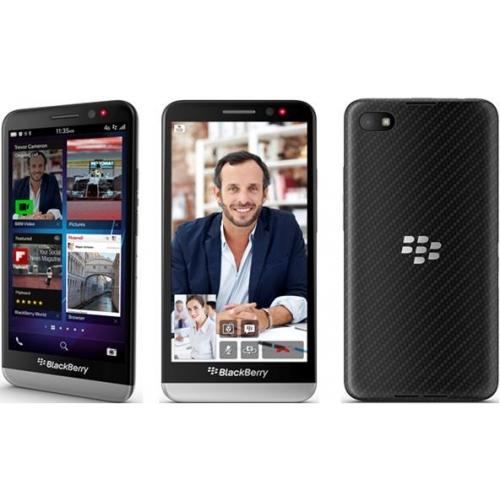 blackberry z30 black schwarz smartphone handy ohne vertrag. Black Bedroom Furniture Sets. Home Design Ideas