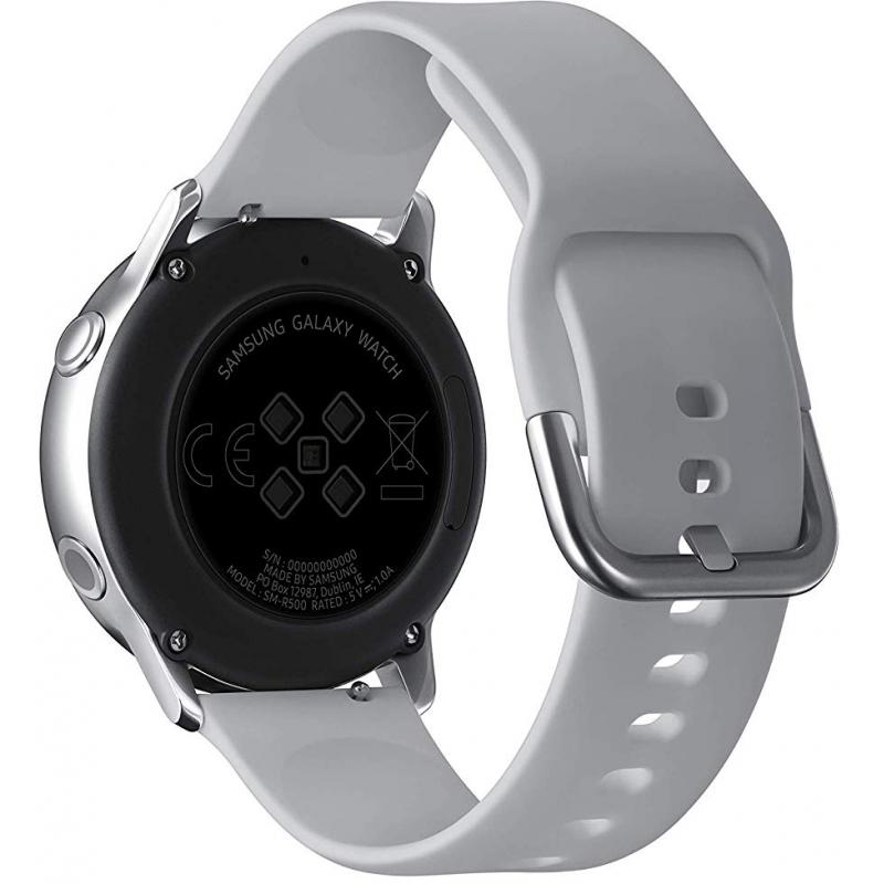 Samsung-GALAXY-Watch-Active-r500-SMARTWATCH-fitnesstracker-Orologio-da-polso-Waterproof miniatura 12