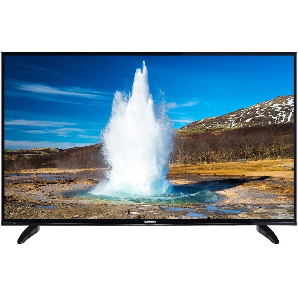 telefunken full hd fernseher tv d48f282n4cwi dvb t2 dvb c. Black Bedroom Furniture Sets. Home Design Ideas