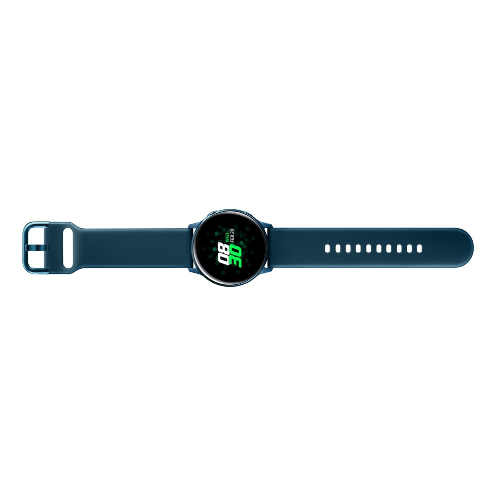 Samsung-GALAXY-Watch-Active-r500-SMARTWATCH-fitnesstracker-Orologio-da-polso-Waterproof miniatura 21