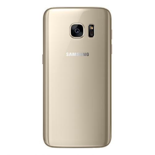 samsung g930f galaxy s7 32gb gold smartphone handy ohne. Black Bedroom Furniture Sets. Home Design Ideas